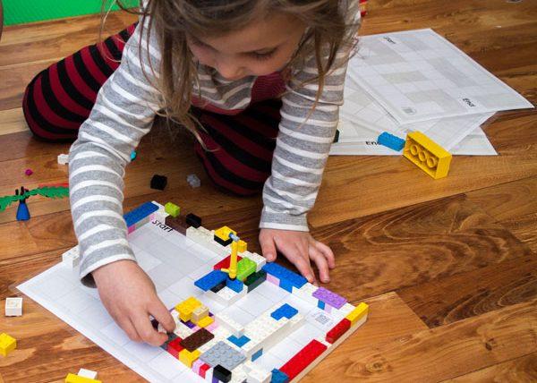 Creu drysfa LEGO