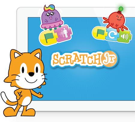 CS Cyflwyniad i Scratch Junior