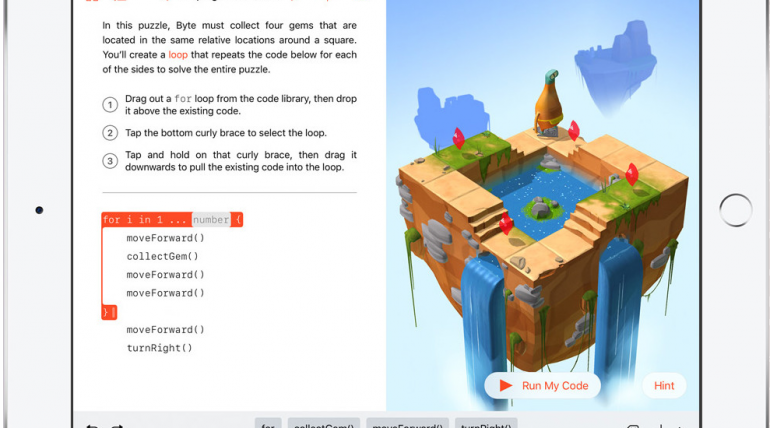 Aprender a programar en iOS utilizando Swift Playgrounds