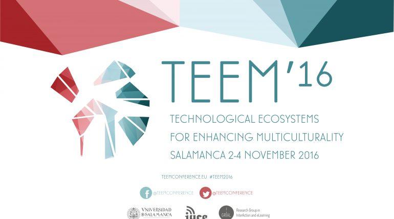 Disponibles las presentaciones sobre Computational Thinking en el congreso internacional TEEM'16