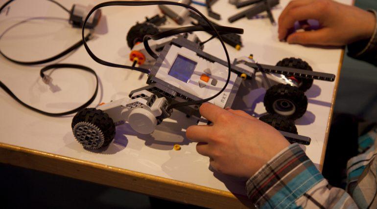 Lego-roboteista