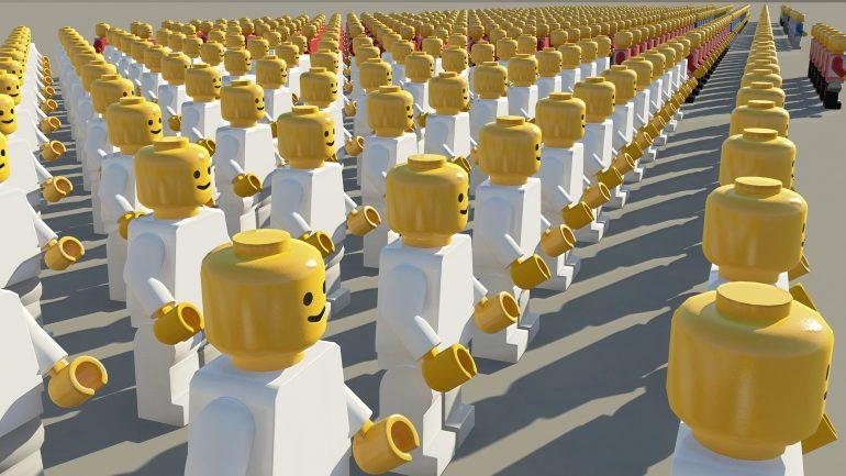 Lego Mazes