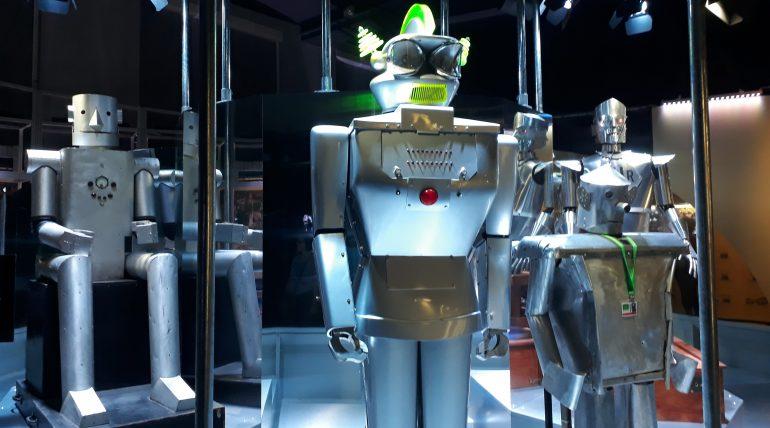 Robotics for younger children